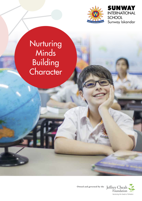 Sunway International School Brochure